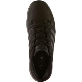 adidas Daroga Plus Lea Scarpe Uomo, core black/granite/core black